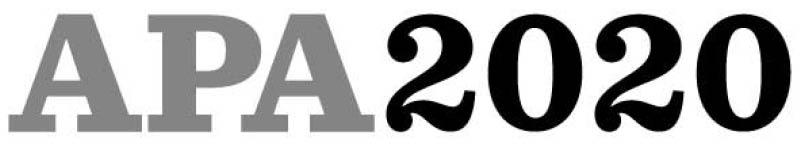 APA 2020